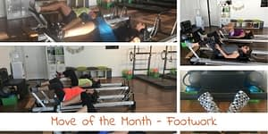 Pilates Footwork