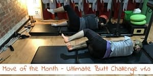 Ultimate Butt Challenge