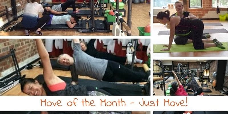 Move of the Month - September 2016