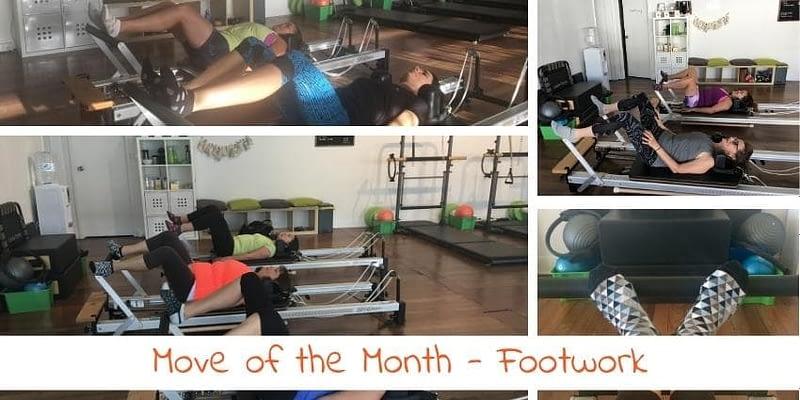 Pilates Footwork