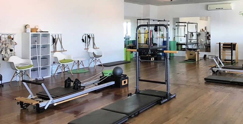 Move Move Pilates Studio
