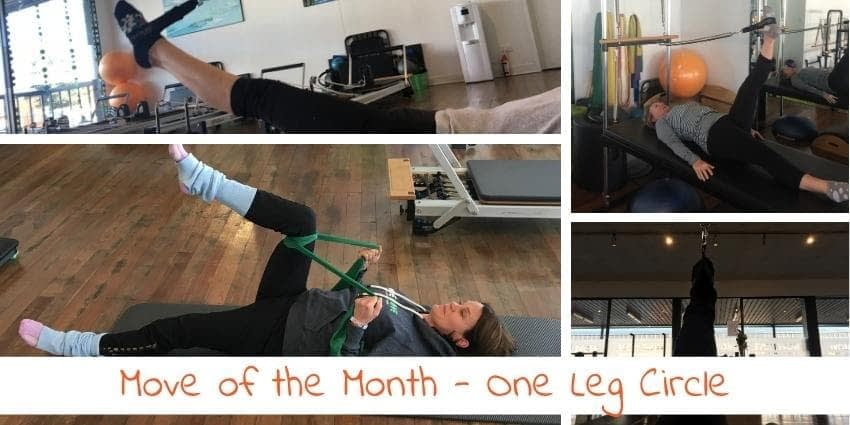 One Leg Circle - Move of the Month - Aug17
